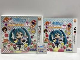 Hatsune Miku: Project Mirai DX Complete In Box for Nintendo 3DS - $47.36