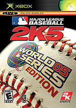 Major League Baseball 2K5: World Series Edition (Microsoft Xbox, 2005) +GIFT - $5.72