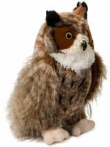 "Einstein Great Horned Owl 10"" by Douglas - $23.27"