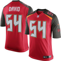 Youth Lavonte David Tampa Bay Buccaneers Limited Jersey - Red - $39.99