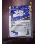 Home Care Vac Bags Eureka Victory True Hepa style AA (2 bags each) - $2.00