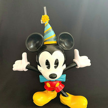 Mickey Mouse 90th Birthday Anniversary Disney Parks Birthday Sipper Cup (NEW) - $29.69