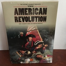 The American Revolution - 5 DVD Set - $30.00