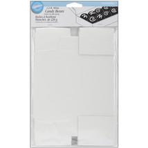 Candy Boxes-White .5lb 3/Pkg - $8.67