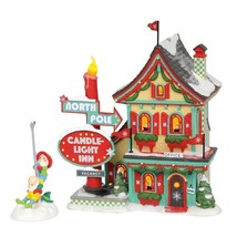 Department 56 North Pole Welcoming Christmas Holiday Gift Set #6002292 - $117.81