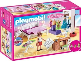 Playmobil 70208 Sleeping Room with Sewing Corner - New 2019 - $64.20