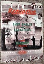 1938 Remington Arms Co Shot Shell & Cartridges Catalog  ~ Babe Ruth Ad I... - $27.27