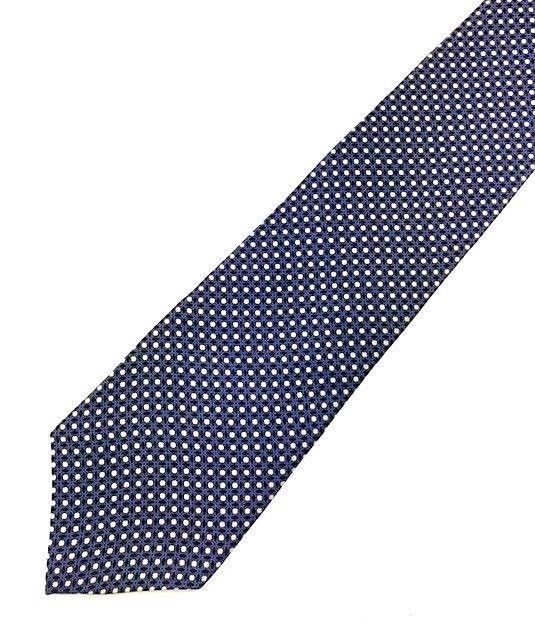 New KENNETH COLE New York TIE NavySilk Men's Neck Tie
