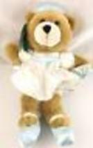 Gibson Christmas NUTCRACKER Bears SNOW QUEEN Rare All Tags Retired - $12.62