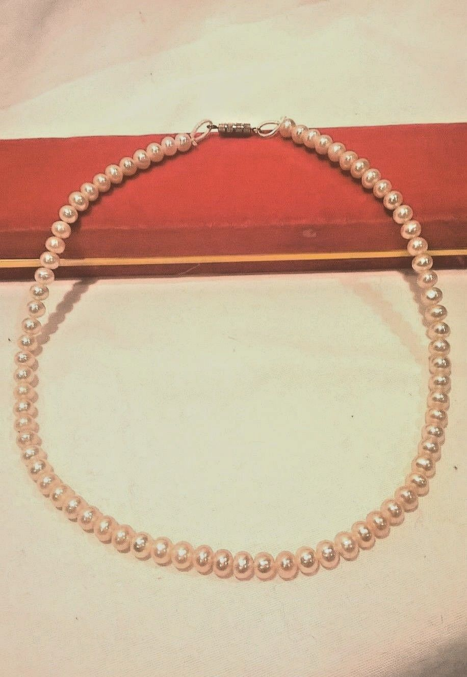 "Primary image for 16"" Fresh Water Pearl Strand from China, USA Seller"
