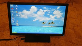 "Dell E2011Hc 20"" LCD Monitor w/ DVI, VGA, and Speaker Inputs - $49.45"