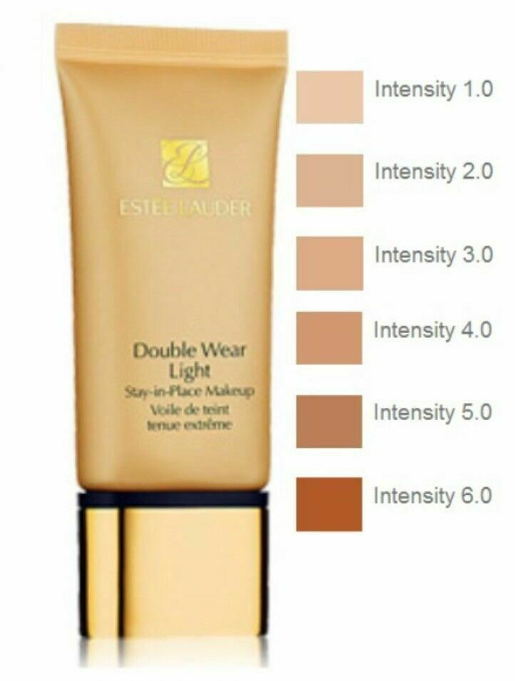 Primary image for  Estee Lauder Double Wear Light Stay-in-Place Makeup New Intensity 6.0