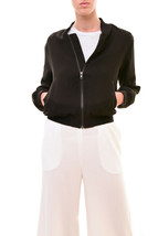 Finders Keepers  Nouvel Bomber Black Size S RRP $150 BCF79 - $81.69