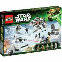 LEGO Star Wars BATTLE OF HOTH 75014 Luke as Rebel Pilot Rieekan - RETIRE... - $123.75