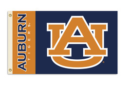 Auburn Tigers 3'x5' Flag with Grommets  - $35.95