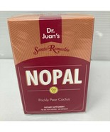 Nopal Prickly Pear Cactus Dietary Supplement Natural Organic Vegan Free ... - $50.91