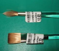 10 Donna Dewberry Scruffy Brushes 1//4 in  #1174 Onestroke Brushes Artist Brushes