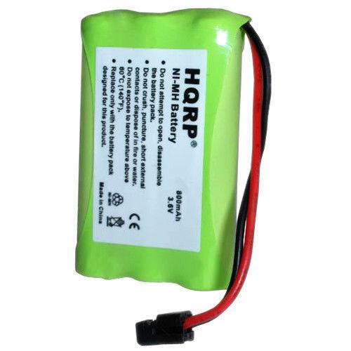 HQRP Home Cordless Phone Battery for Uniden BT-446 BT446 Energizer ER-P512
