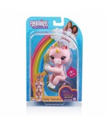 Fingerlings Baby Unicorn - Gemma (Pink with Rainbow Mane and Tail) - Int... - $24.74