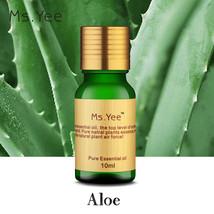 Pure Organic Aloe Vera Oil For Acne Eczema Psoriasis Sensitive Skin Dry ... - $43.80