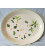 """Franciscan Dogwood 13 3/4"""" Oval Platter - $29.59"""