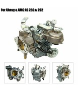 Carburetor 1 BBL Rochester Fits for Chevy & GMC L6 250 & 292 W/Choke The... - $93.08