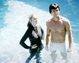 Patrick Duffy in Man from Atlantis barechested with Belinda Montgomery in wet - $69.99