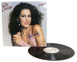 "Rita Coolidge Signed Autographed ""Satisfied"" Record Album - $29.99"