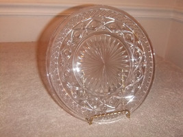 Imperial Glass Salad Plates Cape Cod.....#31 - $9.49