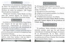 Novena en Honor a la Virgen de Guadalupe image 3
