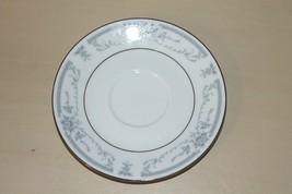 Vintage Sheffield Blue Whisper Porcelain Fine China Saucer 1985 Made In ... - $4.99