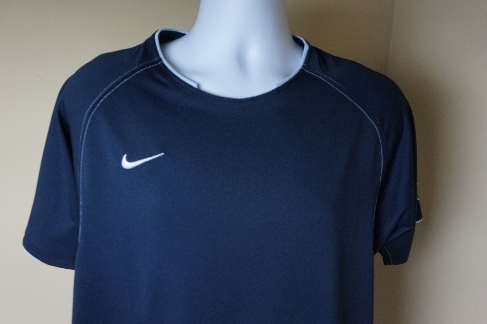be05e4e03 Vintage Nike Sphere Dry Soccer Blank and 50 similar items. S l1600
