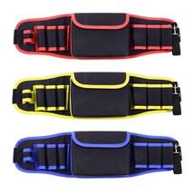 Multi pocket Handyman Tool Belts Electrician Waist Bags Construction Wor... - £9.70 GBP