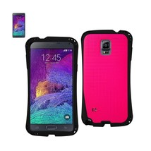 REIKO SAMSUNG GALAXY NOTE 4 DROPPROOF AIR CUSHION CASE WITH CHAIN HOLE I... - $9.58