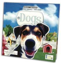Dogs (Groovy Tube Book) [Hardcover] [Mar 01, 2006] Ring, Susan and Bacon... - $3.99