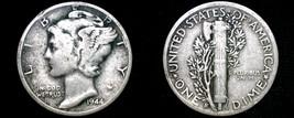1944-S Mercury Dime Silver - $8.99