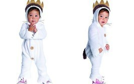 Leg Avenue Where the Wild Things Are Infants Max Halloween Costume WWB28195 - £38.00 GBP