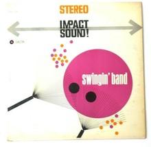 Impact Sound Series Swingin' Carlton Vinyl LP Record Stereo STLP12/139 - $4.94