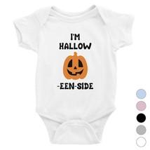 Hollow Inside Pumpkin Baby Bodysuit Gift - $13.99