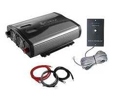 Cobra CPI1575 1500W 3 Outlets DC to AC Car Power Inverter w/Remote + Cab... - $169.99