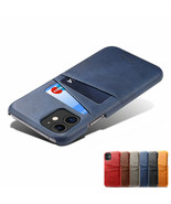 For iPhone 11 Pro Xs Max Xr 7 8 6 SE Case Leather Wallet Cards Holder Ba... - $50.33