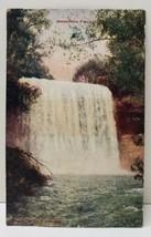 Minnehaha Falls 1907 Westphal Postcard B12 - $6.95
