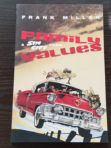 Sin City Family Values Softcover Graphic Novel - $10.00