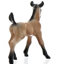 Hagen-Renaker Miniature Ceramic Horse Figurine Wild Mustang Colt Sorrel image 8