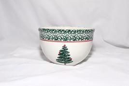 "Furio Christmas Tree Mixing Bowl 8-1/4 "" - $38.17"
