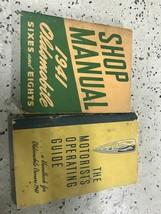 1941 Oldsmobile OLDS Sixes & Eights Workshop Service Shop Repair Manual ... - $96.97