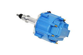64 65 66 67 68 FORD MUSTANG STRAIGHT 6 CYL 170 200 HEI DISTRIBUTOR BLUE image 3
