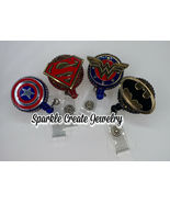 Superhero Badge Reel  - $11.45