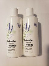 2 x Crabtree & Evelyn LAVENDER Conditioning Body Lotion 8.5 oz - $32.73