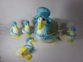 Vintage 1986 Sittre Ceramics Products Mother Go... - $118.79